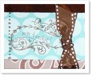 Gift Card Holder front